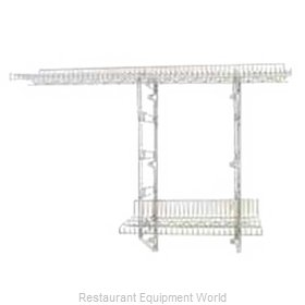 Eagle S1-3B-SSW1824C Shelving, Wall-Mounted