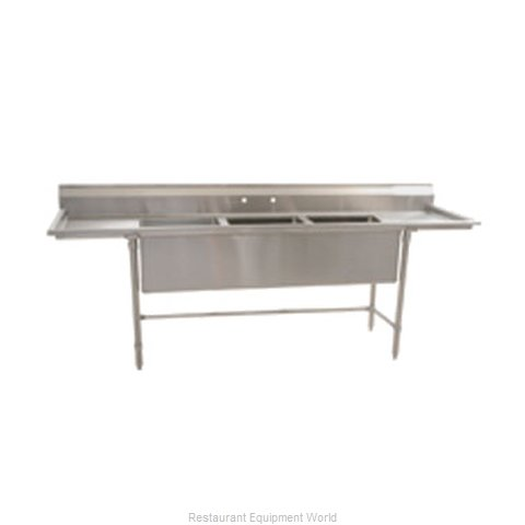 Eagle S14-20-1-SL Sink, (1) One Compartment