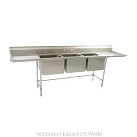 Eagle S16-20-1 Sink, (1) One Compartment