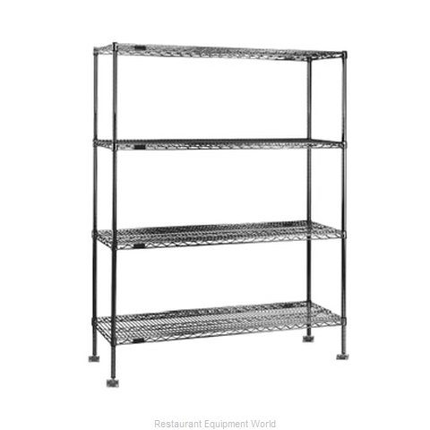 Eagle SA2460C Shelving, Wire (Magnified)