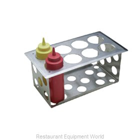Eagle SBH-1/3-X Salad Dressing Rack Server