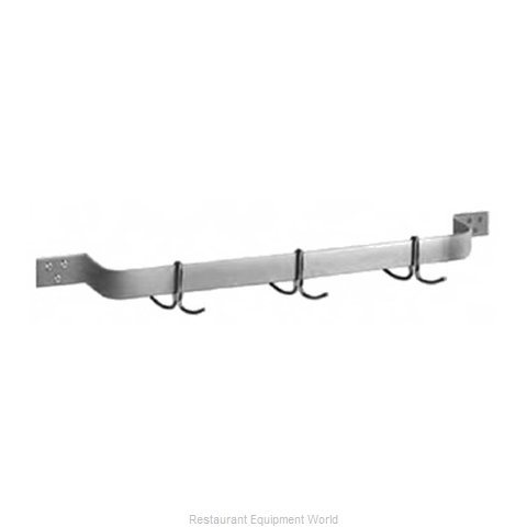 Eagle SBPR-72-S Pot Rack, Wall-Mounted