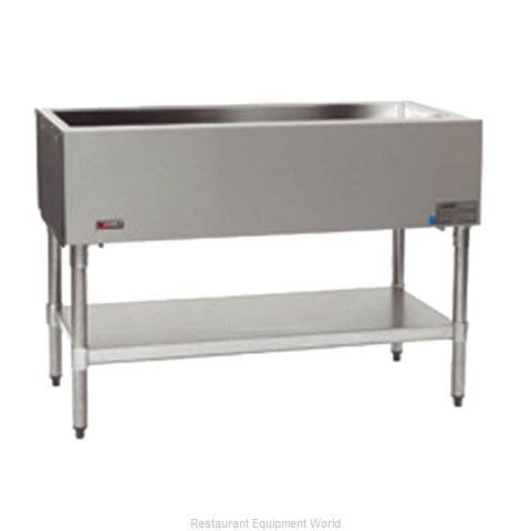 Eagle SCP-4 Serving Counter Cold Pan Salad Buffet