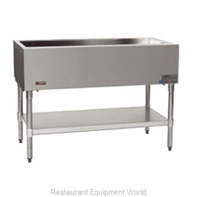Eagle SCP-5 Serving Counter Cold Pan Salad Buffet
