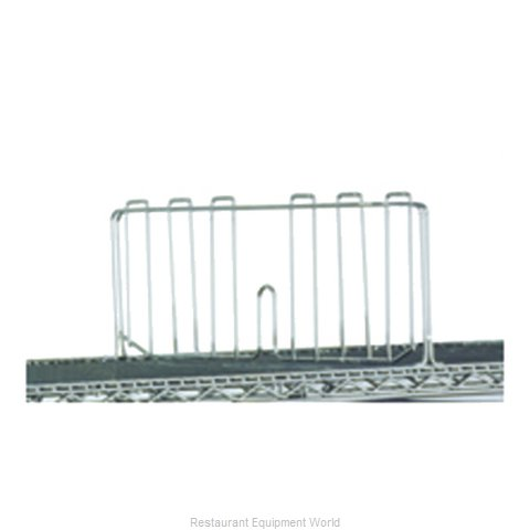 Eagle SD21-S Shelf Divider, Wire (Magnified)