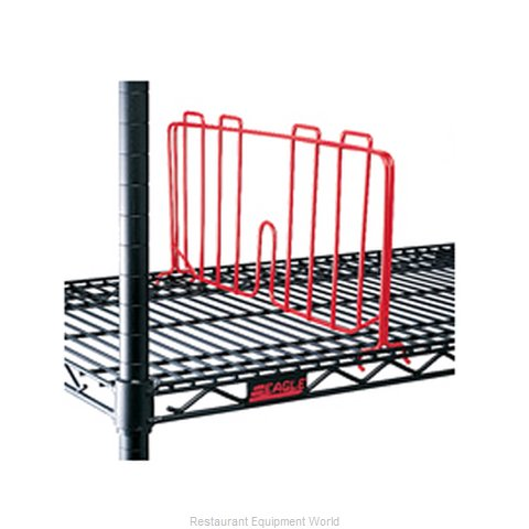 Eagle SD36-R Shelf Divider, Wire (Magnified)