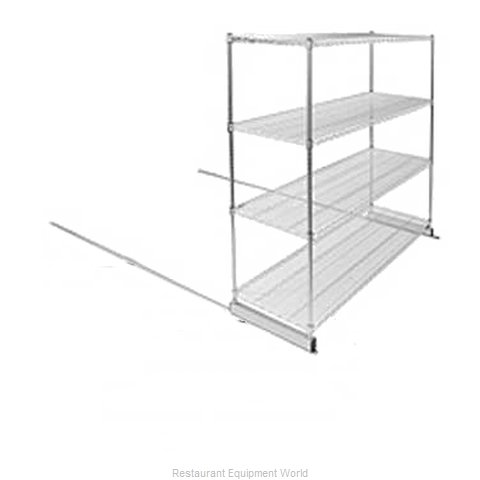 Eagle SDFT-11 Track Shelving Kit (Magnified)