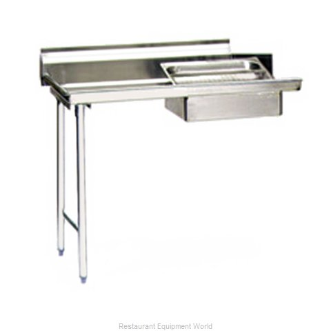 Eagle SDTL-36-16/3 Dishtable Soiled