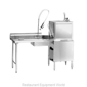 Eagle SDTL-72-16/4SL-X Dishtable Soiled