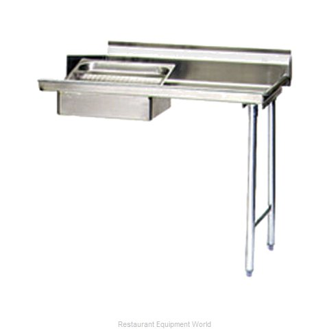 Eagle SDTR-36-16/3-X Dishtable, Soiled (Magnified)