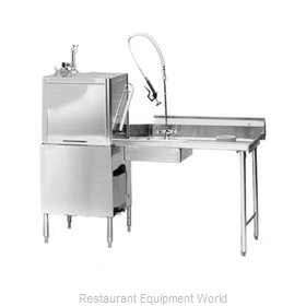 Eagle SDTR-48-16/4SL-X Dishtable Soiled