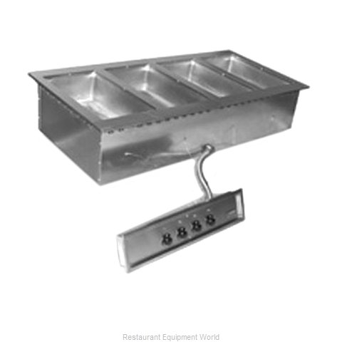 Eagle SGDI-4-240T6-D Hot Food Well (Magnified)