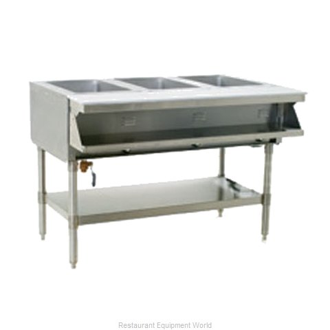 Eagle SHT3-120-X Serving Counter Hot Food Steam Table Electric