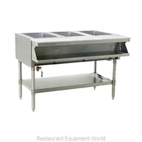 Eagle SHT3-240-X Serving Counter Hot Food Steam Table Electric
