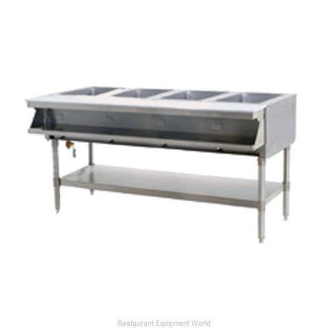 Eagle SHT4-208 Serving Counter Hot Food Steam Table Electric