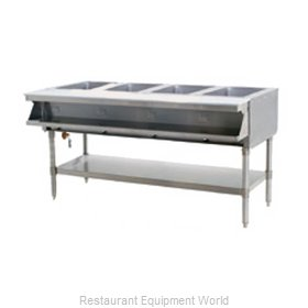 Eagle SHT4-240-3 Serving Counter Hot Food Steam Table Electric