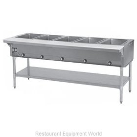 Eagle SHT5-LP Gas Hot Food Table