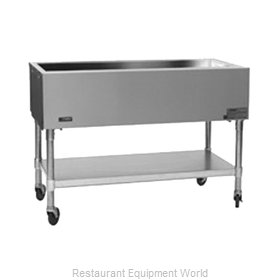 Eagle SPCP-3 Serving Counter Cold Pan Salad Buffet