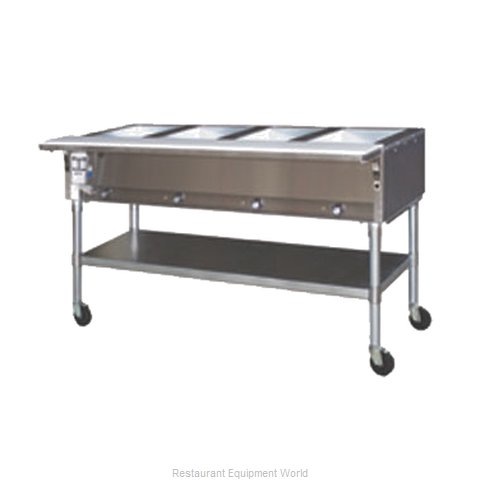 Eagle SPDHT4-120 Serving Counter Hot Food Steam Table Electric