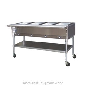 Eagle SPDHT4-208-3 Serving Counter Hot Food Steam Table Electric