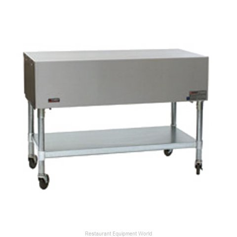 Eagle SPST-3 Serving Counter, Utility