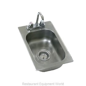 Eagle SR10-14-5-1-1X Sink, Drop-In