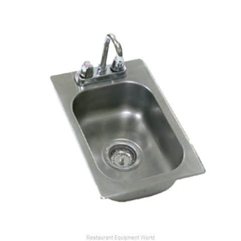 Eagle SR10-14-5-1-2X Sink, Drop-In