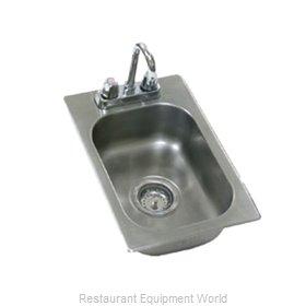 Eagle SR10-14-5-1-2X Sink, Drop-In