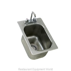 Eagle SR10-14-9.5-1-1X Sink Drop-In