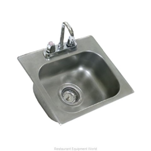 Eagle SR14-10-5-1 Sink Drop-In