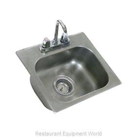 Eagle SR14-10-5-1 Sink, Drop-In