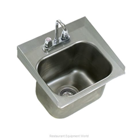Eagle SRU14-10-5-1-1X Sink, Drop-In