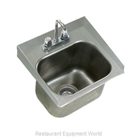 Eagle SRU14-10-5-1 Sink, Drop-In