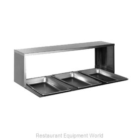 Eagle SS-HT4 Overshelf, Table-Mounted