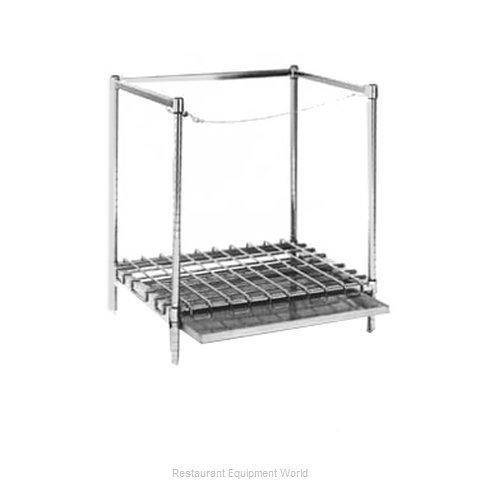Eagle STR2448A Bag in Box Syrup Tank Rack