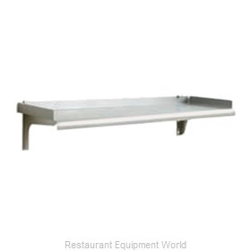 Eagle SWS1224-16/4-X Overshelf Wall-Mounted