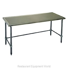 Eagle T24132STEM Work Table 132 Long Stainless steel Top