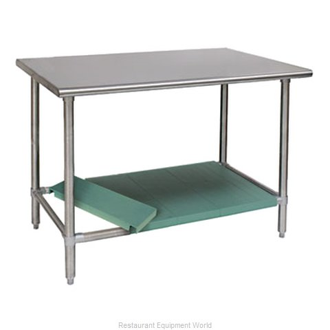 Eagle T2448STB-L1-X Work Table 48 Long Stainless steel Top