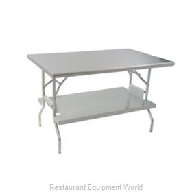 Eagle T2472F-USS Folding Table, Rectangle