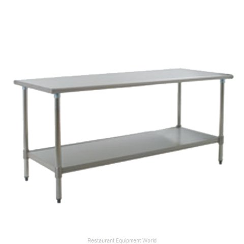 Eagle T2472SB-X Work Table 72 Long Stainless steel Top