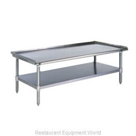 Eagle T2484SGS Equipment Stand, for Countertop Cooking