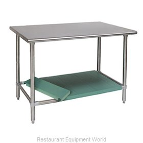 Eagle T3048STB-L1-X Work Table 48 Long Stainless steel Top