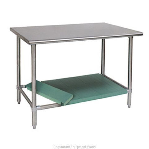 Eagle T3072STB-L1 Work Table 72 Long Stainless steel Top