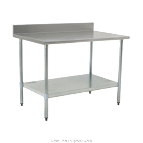 Eagle T3084SB-BS Work Table 84 Long Stainless steel Top