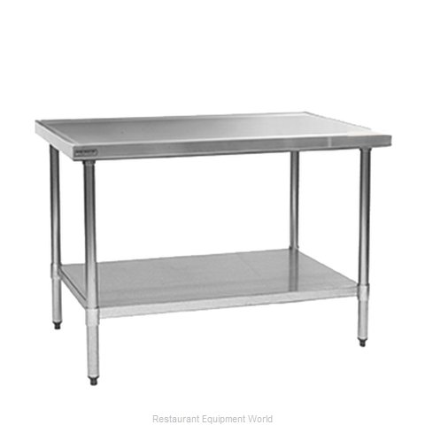 Eagle T36132EM Work Table 132 Long Stainless steel Top