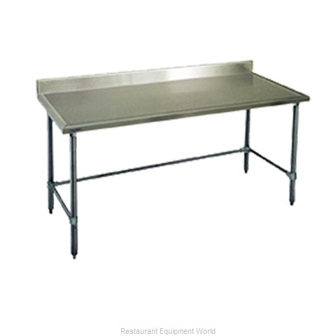 Eagle T36132GTEM-BS Work Table 132 Long Stainless steel Top