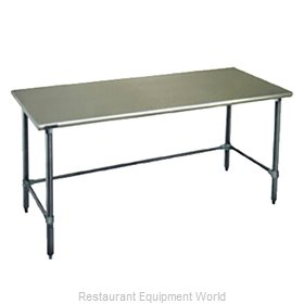 Eagle T36132STE Work Table 132 Long Stainless steel Top
