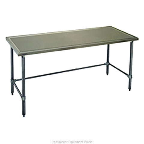 Eagle T48132STEM Work Table 132 Long Stainless steel Top
