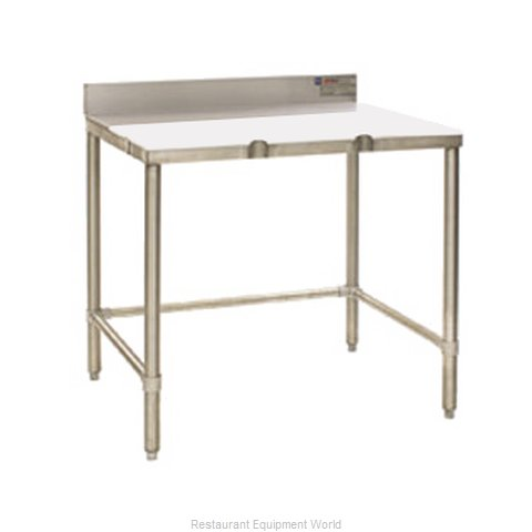 Eagle TB3684S Work Table, Poly Top