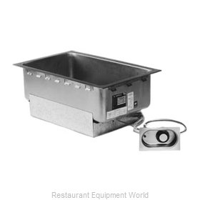 Eagle TM1220FW-120-D Hot Food Well Unit Electric Drop-In Top Mount